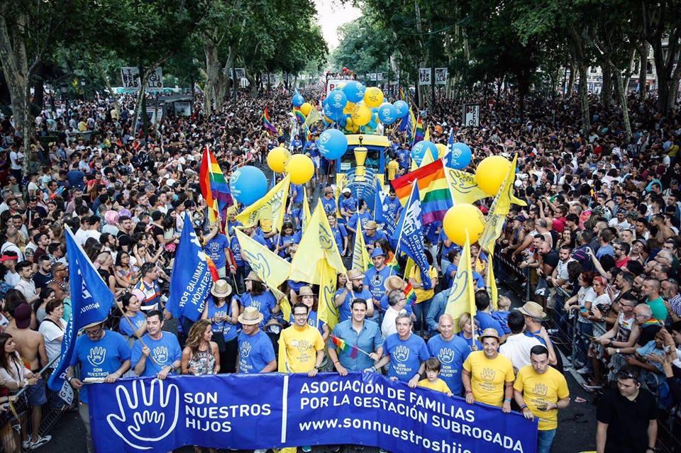 World Pride Madrid 2017, GRACIAS !!!