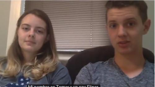 Elinor y Tomer: adolescentes nacidos por gestación subrogada